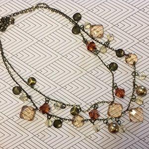 Lia Sophia Necklace & Bracelet Set